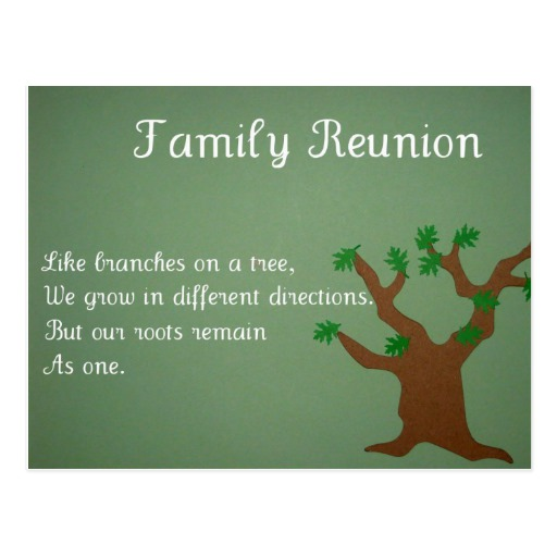 Family Reunion Quotes Stunning Black Family Poems