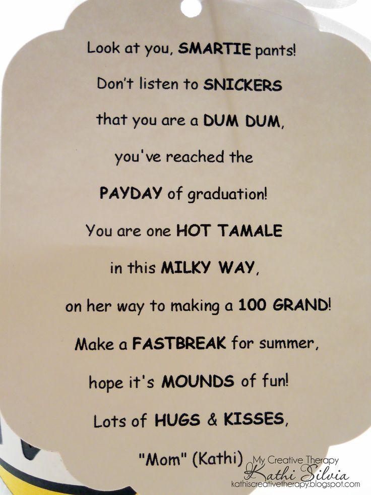 Graduate Poems