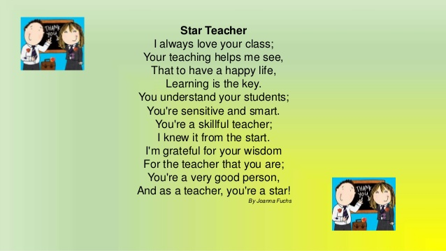 an essay about my favourite teacher My favorite one is english teacher teachers are nation builders of our country it is a fact that good teacher always has a great influence on students lifethe minds of students are like clean states a good teacher fills the mind of students with good ideas and moral values.
