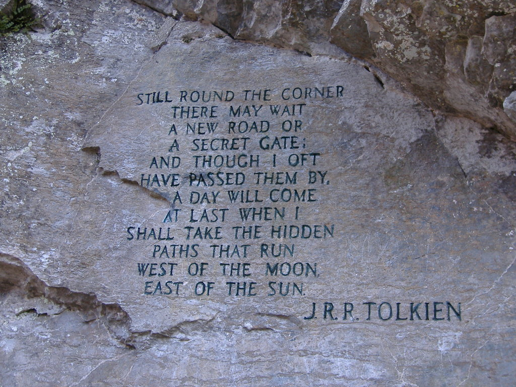 Tolkien Quotes | Jrr Tolkien Poems