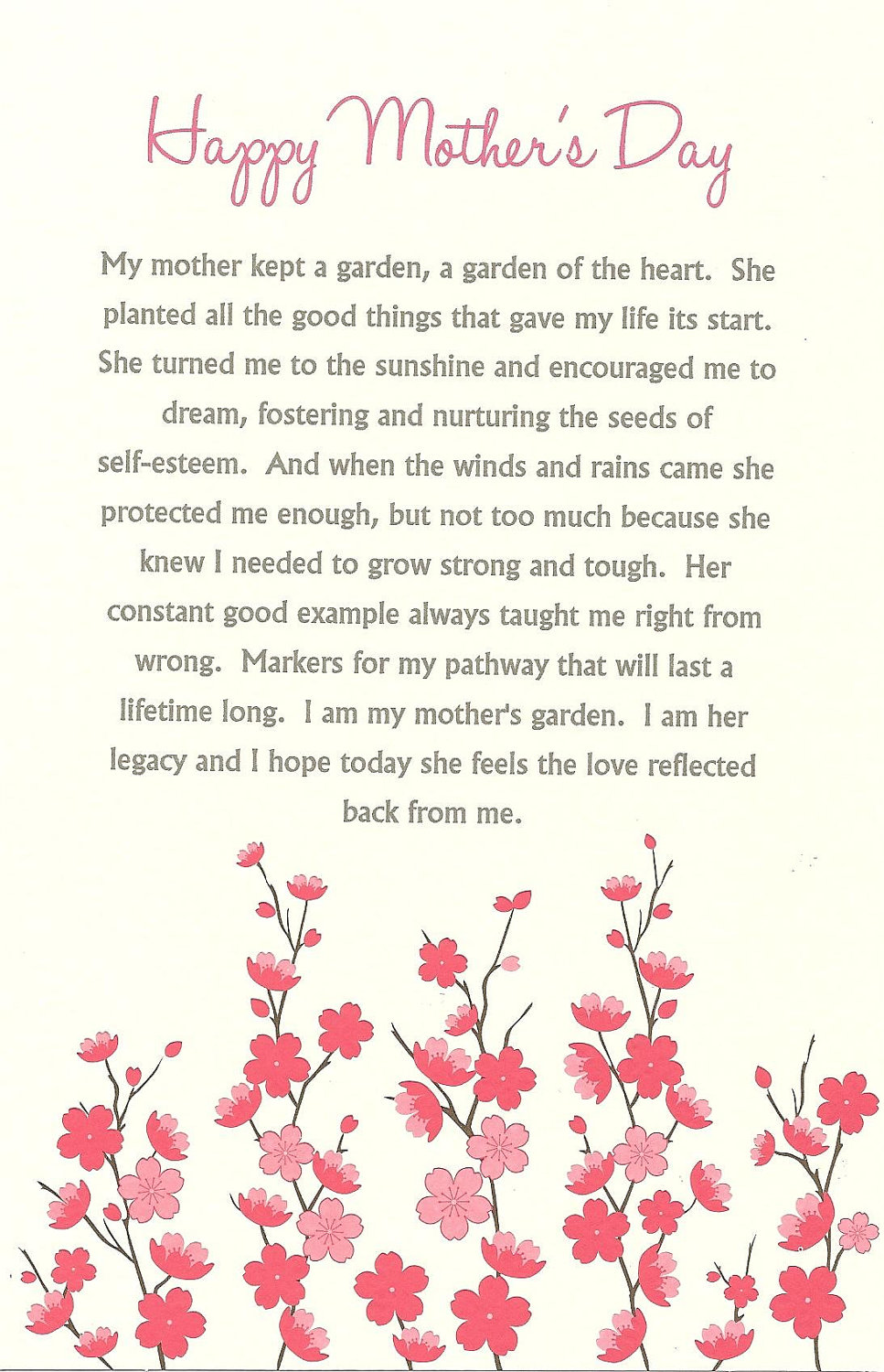 Mothers Day Greetings For Friend Image Collections Greetings Card