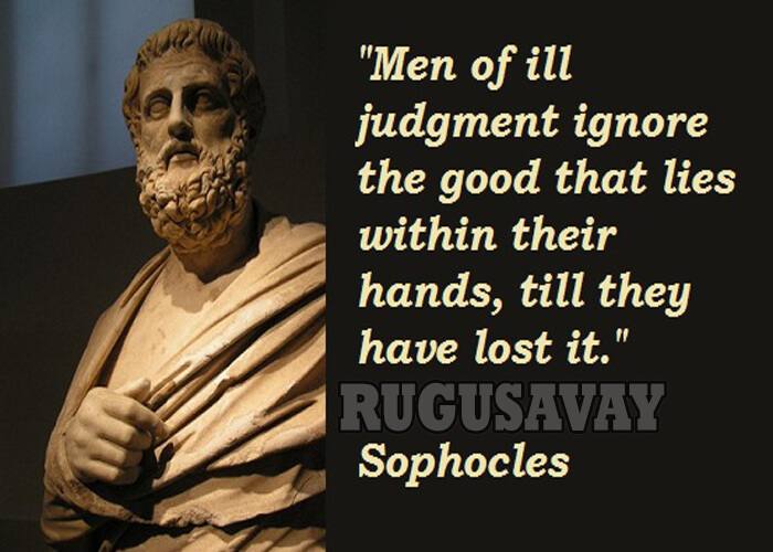 sophocles and outstanding qualities There are 10 strong characteristics that would define an excellent employee these attributes can be introduced in a job interview and expanded in job performance the influence of these qualities can carry an employee's career a long way when routinely practiced.