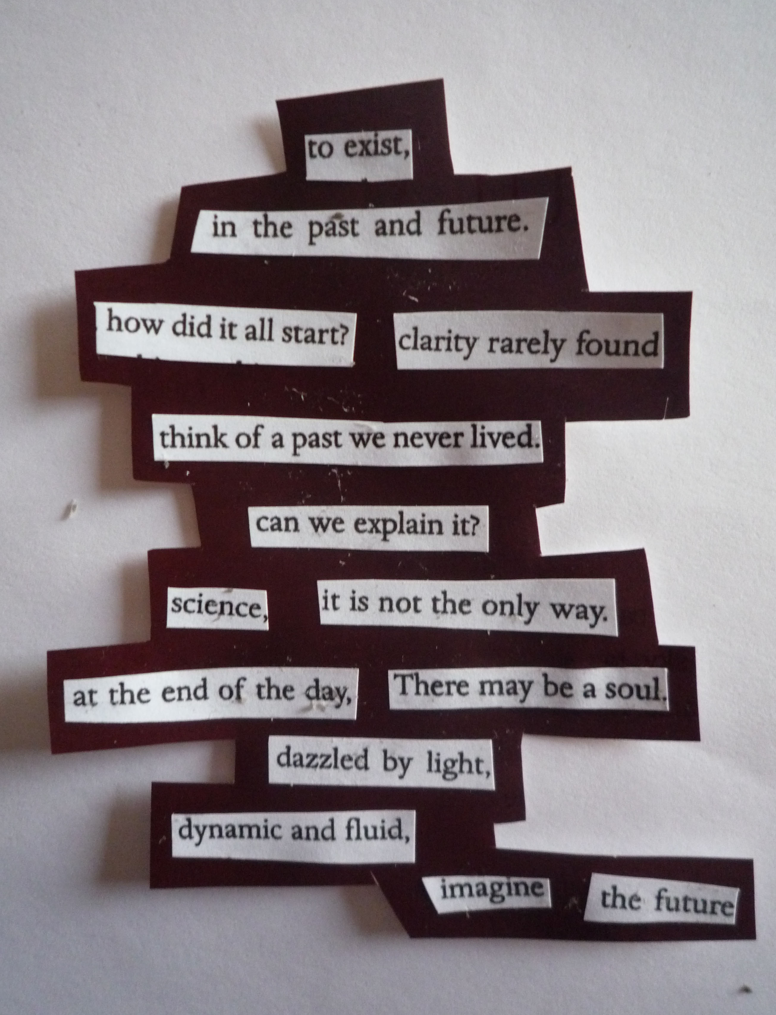 Examples Of Found Poems