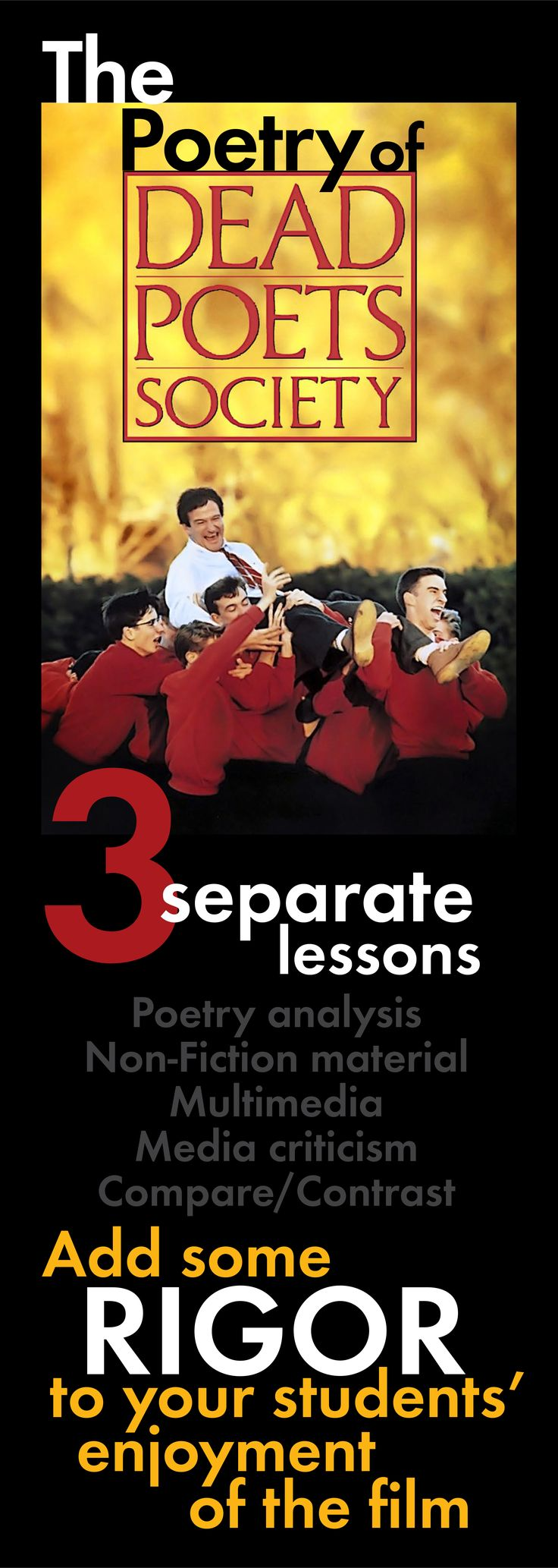 dead poets society lesson plan