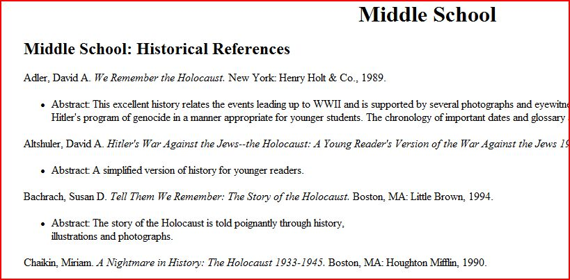 holocaust essay Essay preview what possible reason can someone have for supporting or participating in the genocide and murder of millions of innocent people during the period of the holocaust, the german peoples.