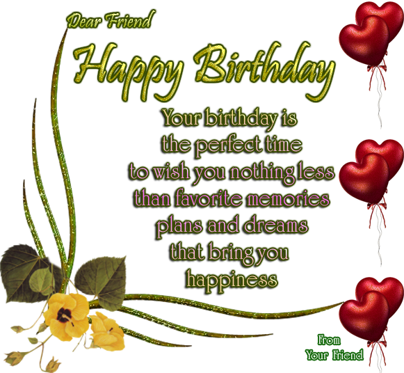 Lets Create A Personalized Happy Birthday Best