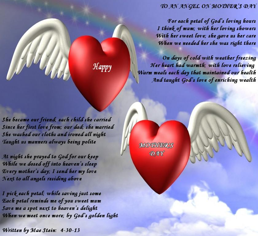 Valentines Day Quotes For Loved Ones In Heaven