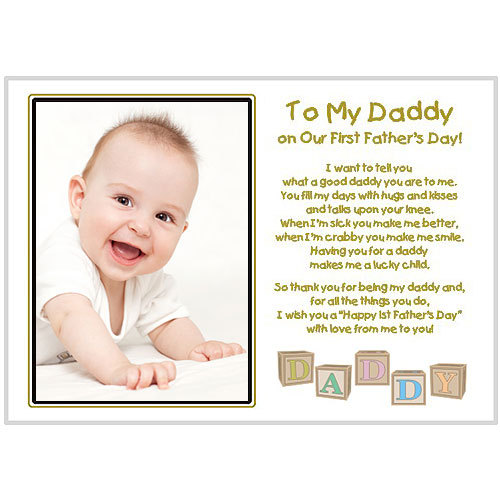 new dad poems