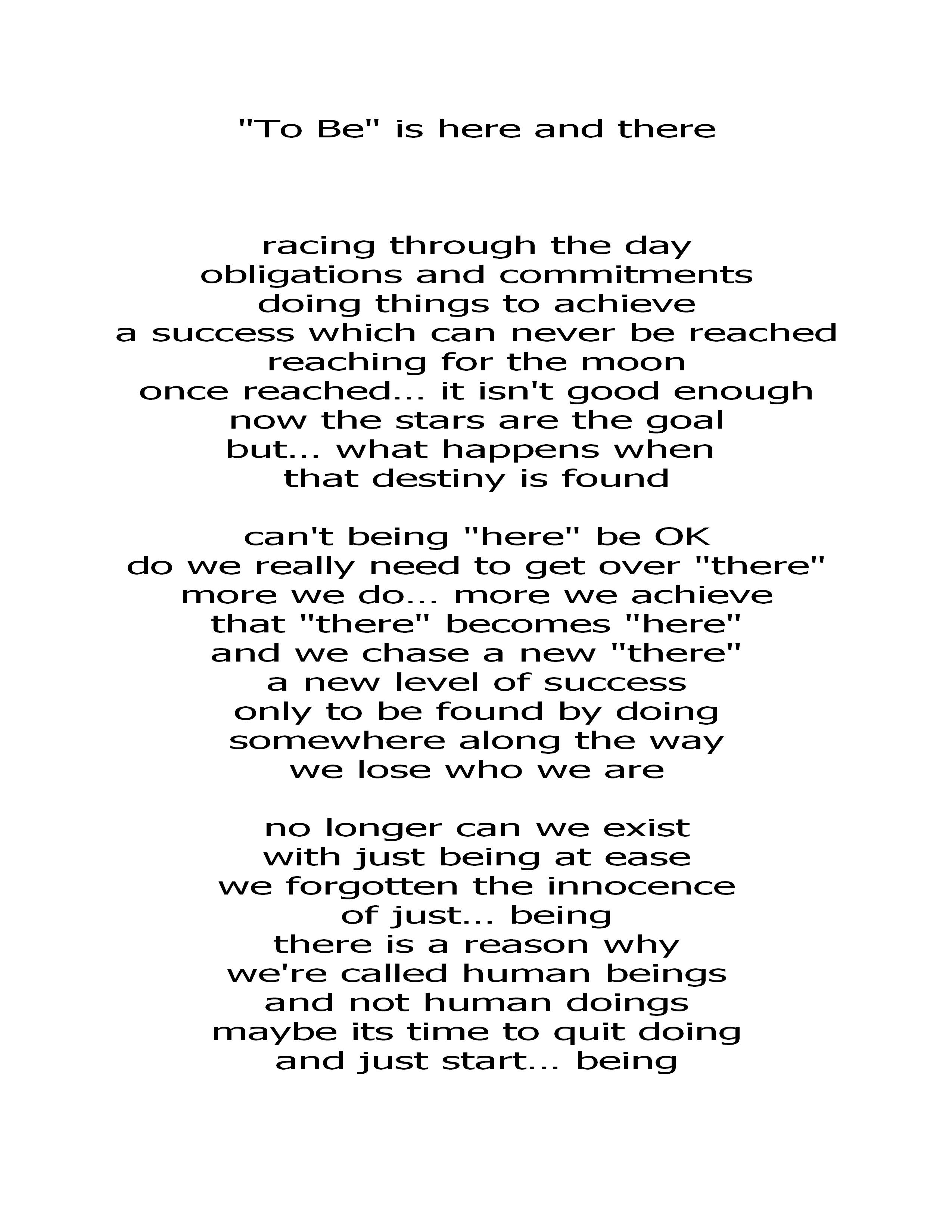 the discovery vs this poem This is to say that my favorite poems—and, i'd argue, most great poems—suggest minds at work on unsolvable problems the joy of reading these poems isn't the discovery of a solution to our great anxieties and dilemmas, though they may provide comfort.