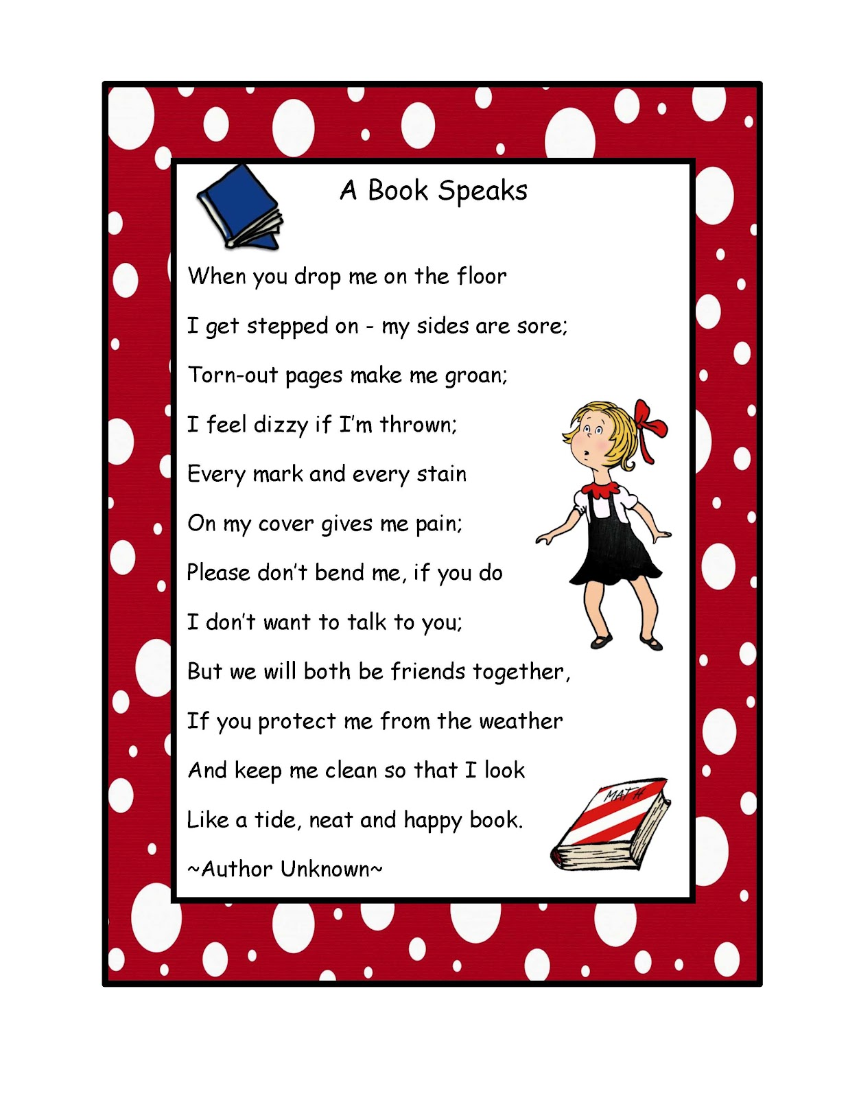 Librarian Poems