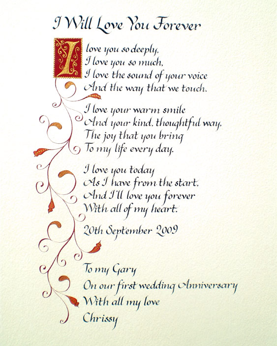 Wedding Ceremony Poems