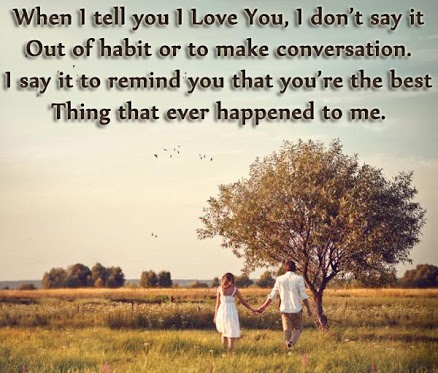 Your The Thing That Ever Happened To Me Poems