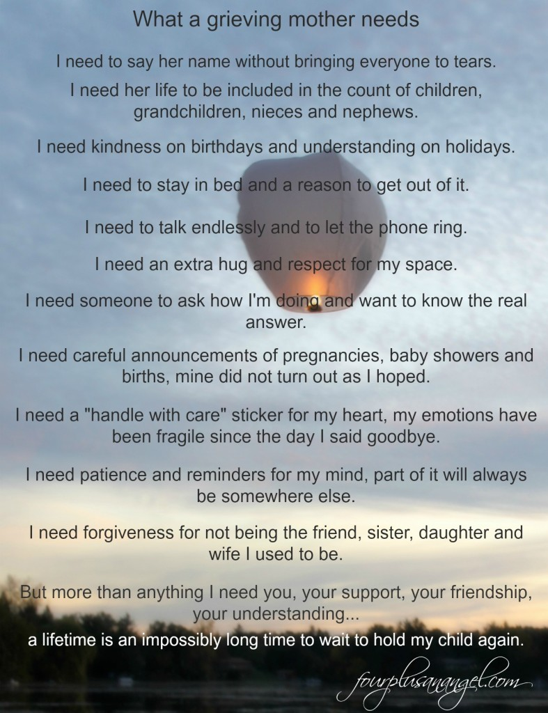 Grieving mothers Poems