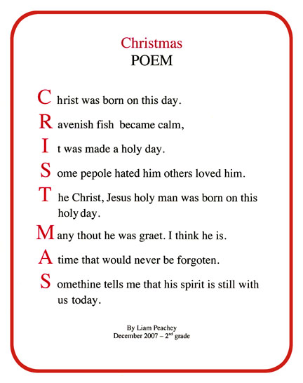 christmas s quote - Christmas Poetry