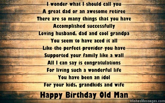 80 Birthday Poems