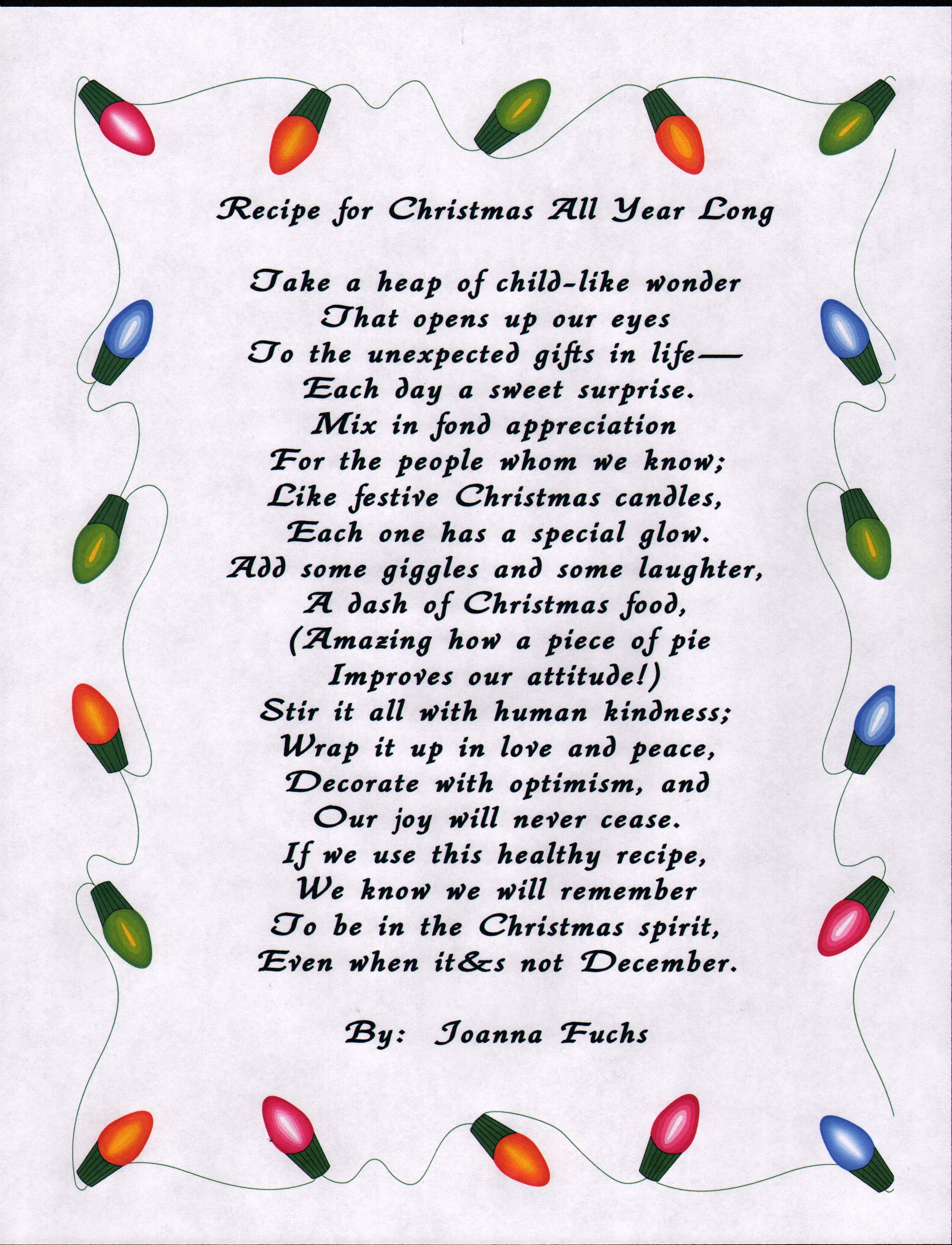 Short Christmas Poems For Church.Short Christmas Poems