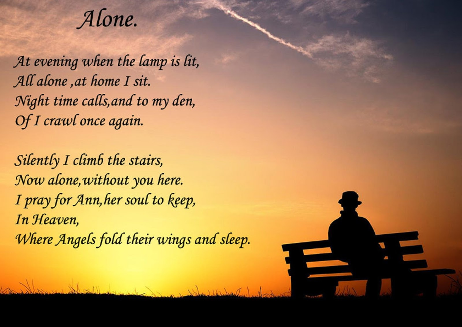 Summary -> Alone Sad Poetry - www stargate-rasa info