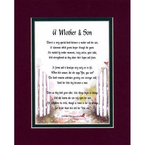 Words To My Son Mother S Best Birthday