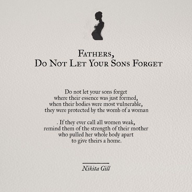 Son to father Poems Best Father And Son Quotes Love