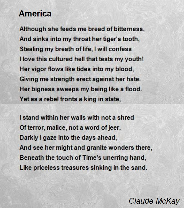 flame heart by claude mckay