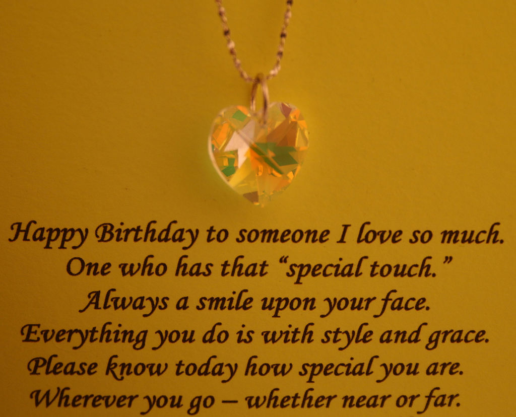 Friendship Birthday Poems