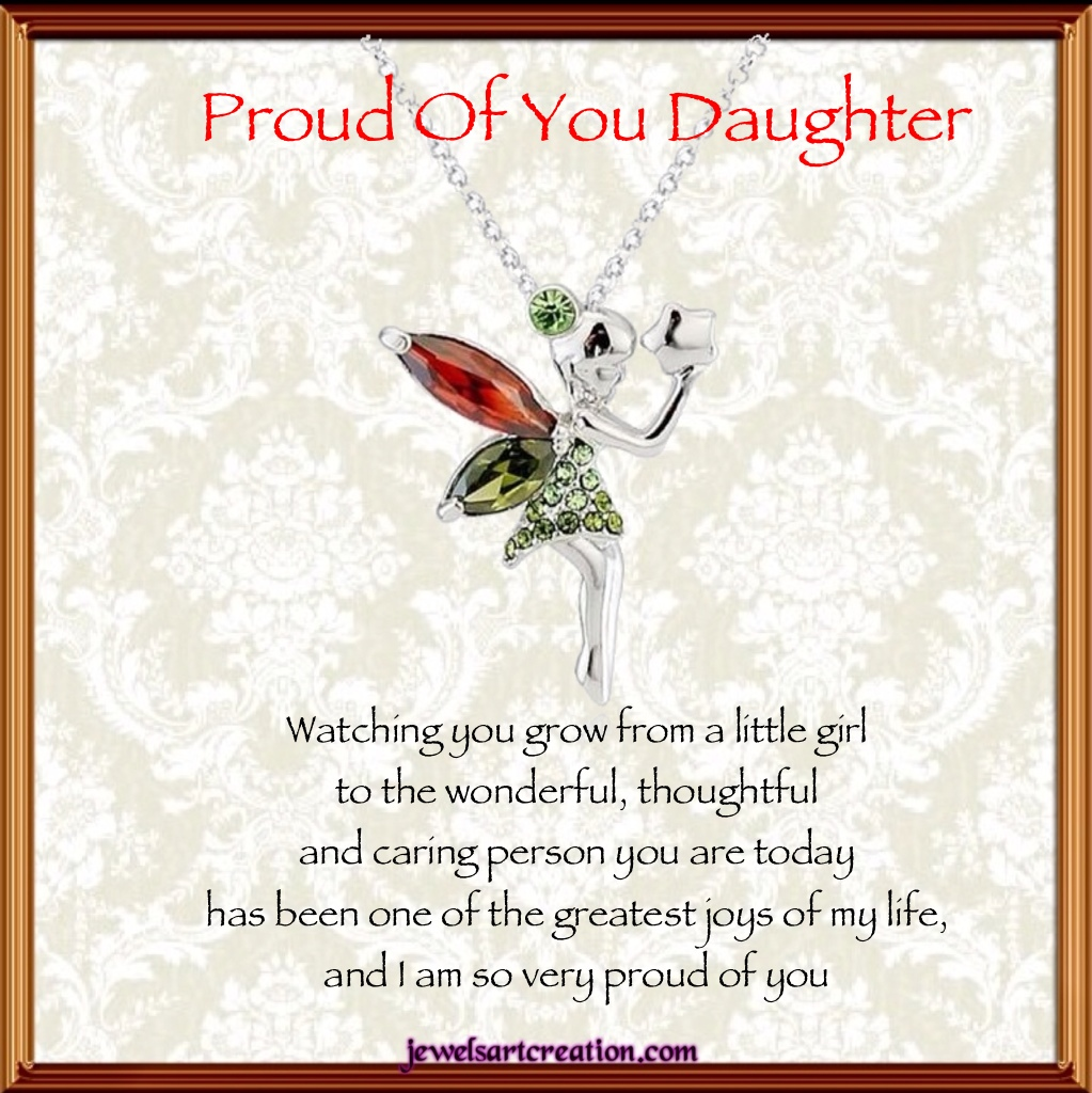 Proud Daughter Poems