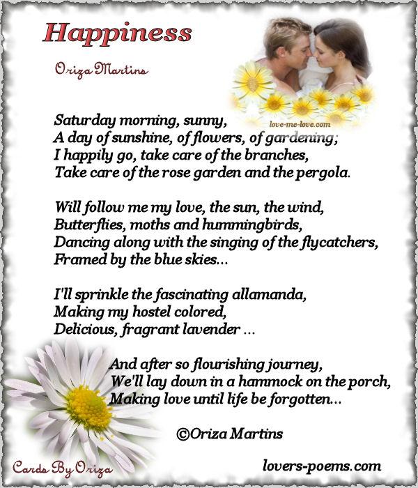 Joy Poems