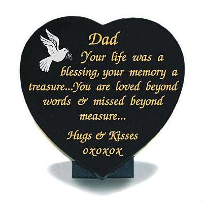 Father Memorial Poems