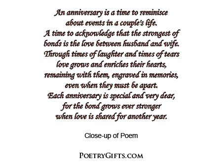 40th anniversary poems - 450×334