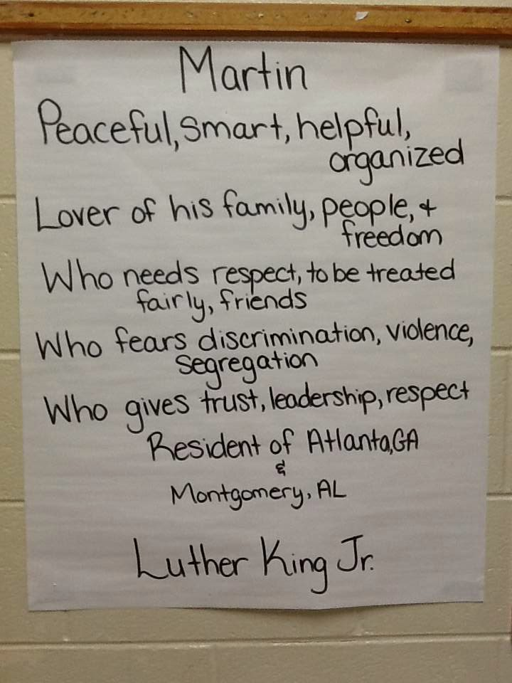 Martin Luther King Jr Poems