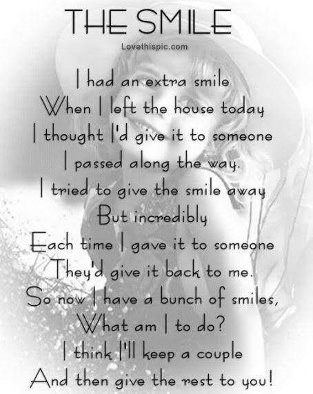 Smiles Poems