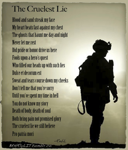 Military Poems