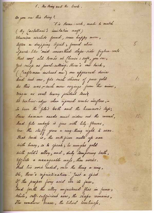 Robert Browning Poems
