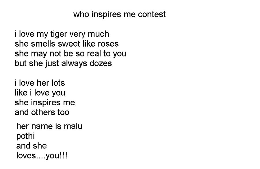 famous tiger poems