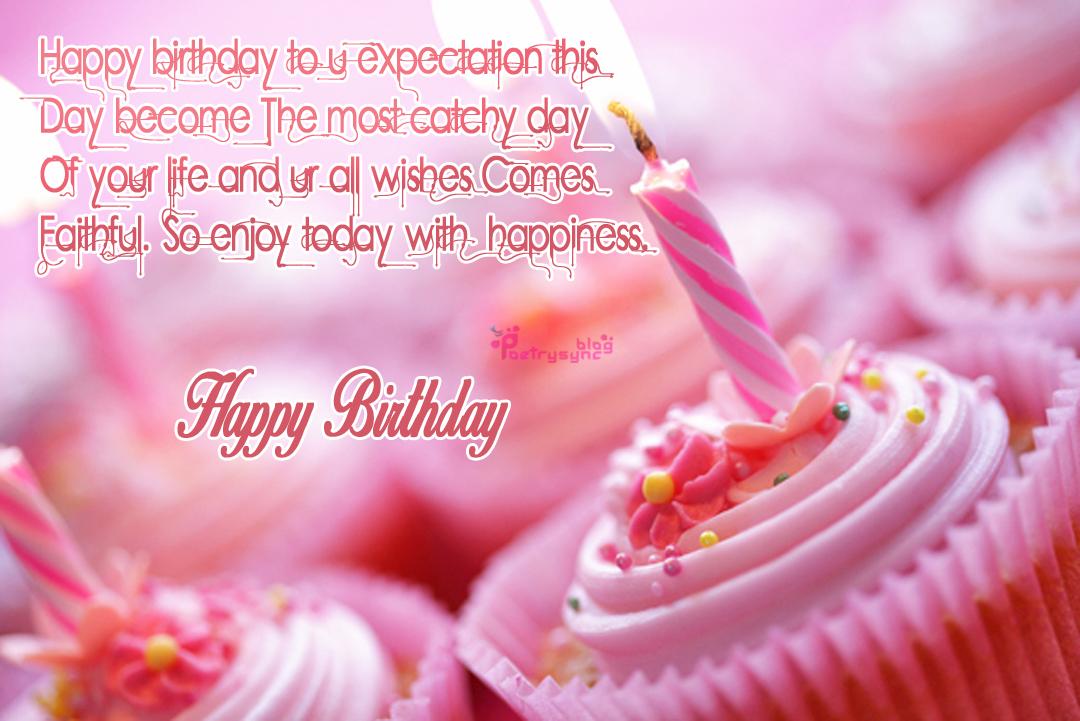 Birthday cake Poems