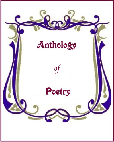 Examples Of Poetry Book Covers : Anthology poems