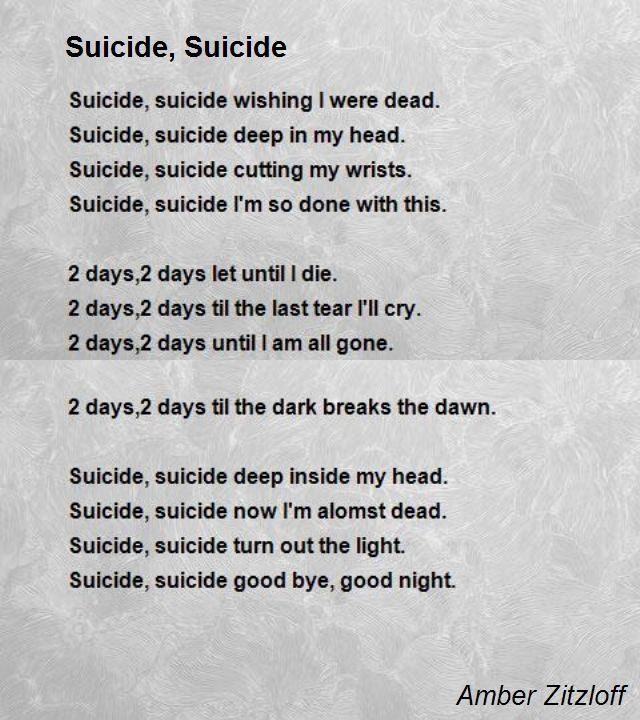115 Best Help End Teen Suicide And Depression Images On: Teenage Suicide Poems