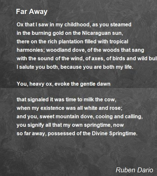Far Away Poems Cool Far Away Love Quotes