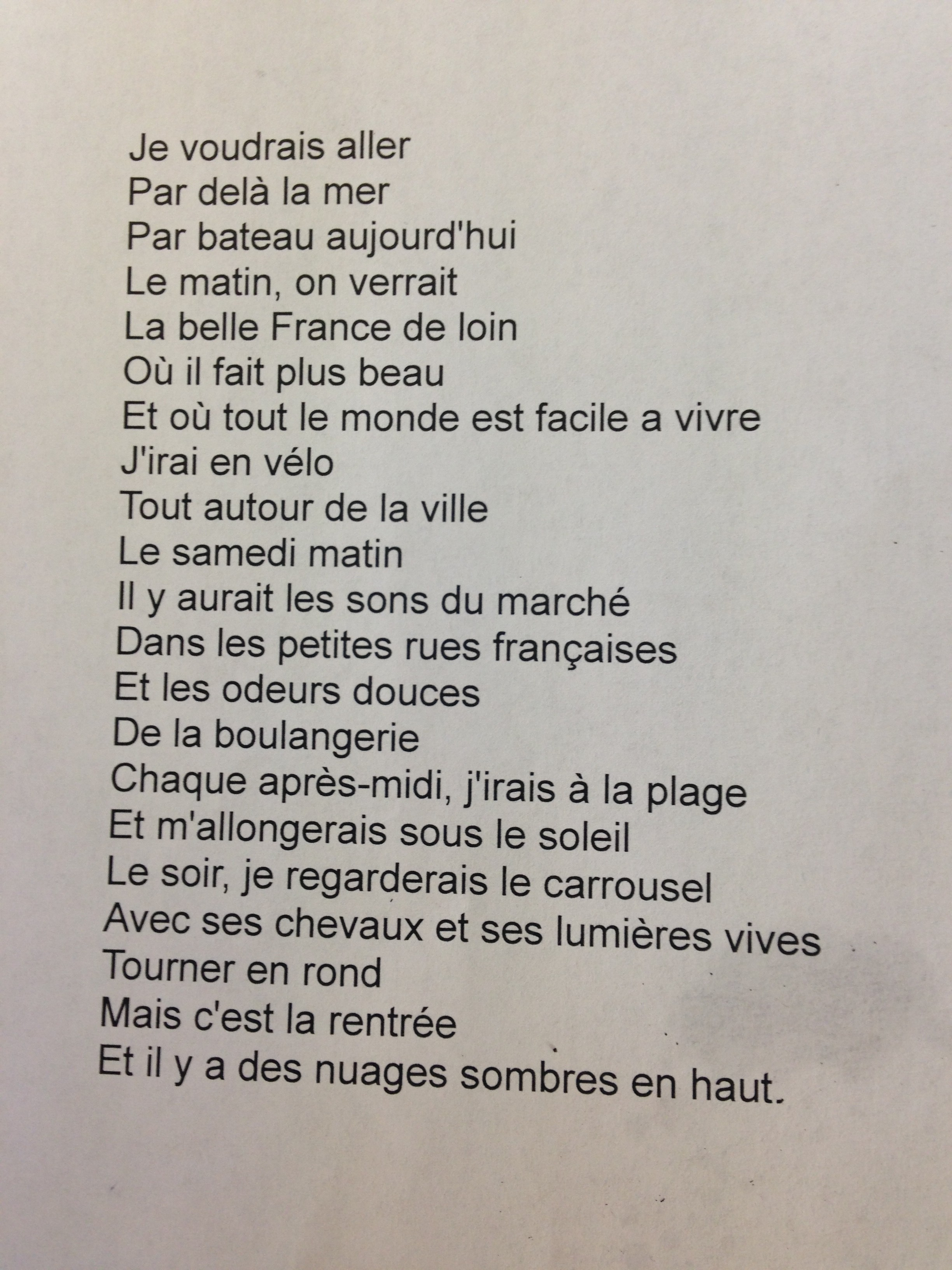 Famous French poets