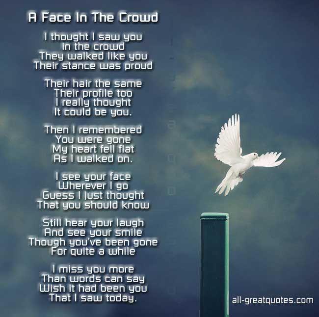 Im Memory Poems