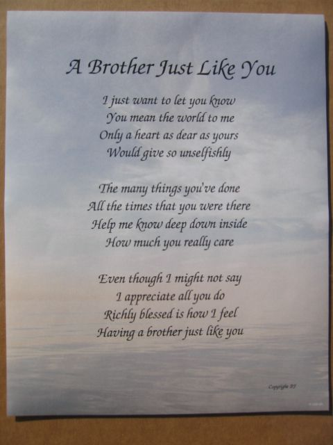 Quotes About S Brother Love Availability In