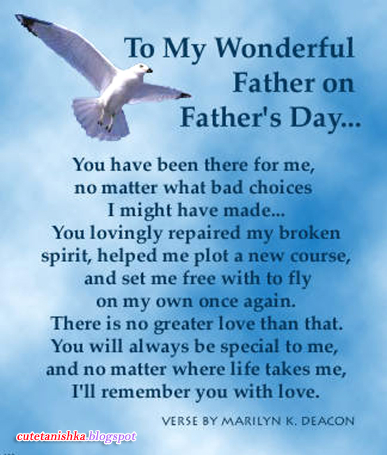 Religious Fathers Day Poems