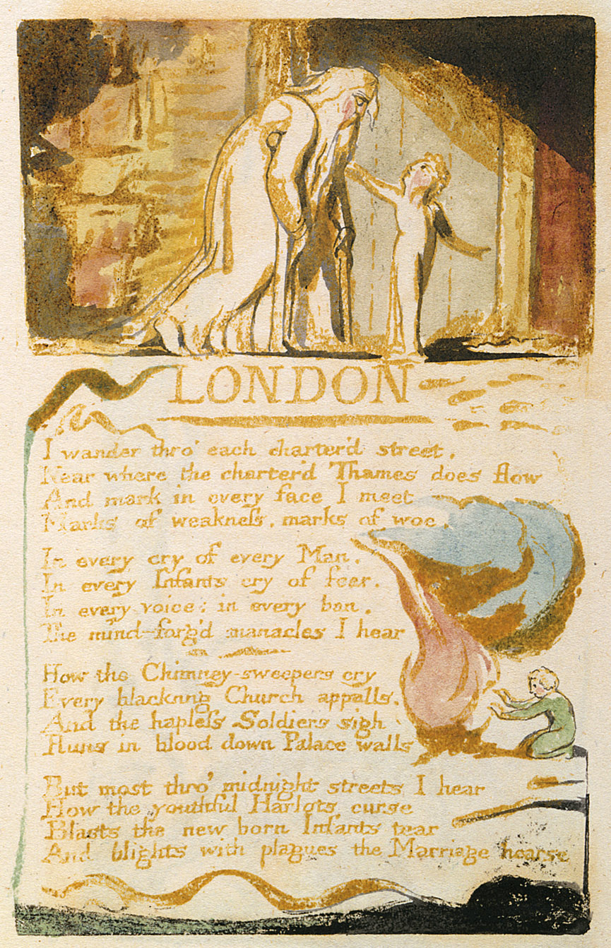 a comparison of similar themes in the lamb and the tiger by william blake Themes articles  blake's two chimney sweepers article created by: linda  and has a forthcoming book on william blake and america her research and teaching .