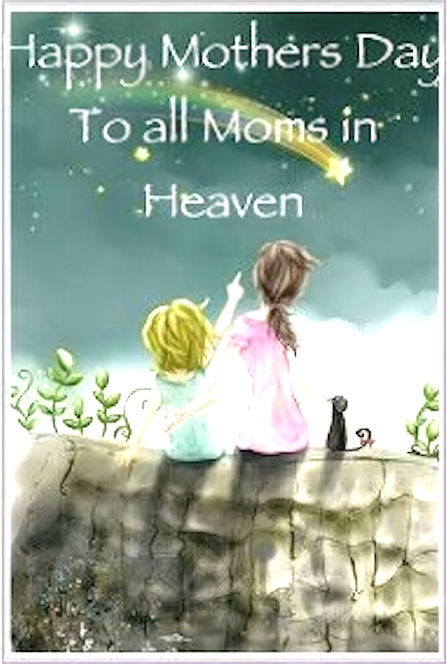 Mothers Day In Heaven Poems