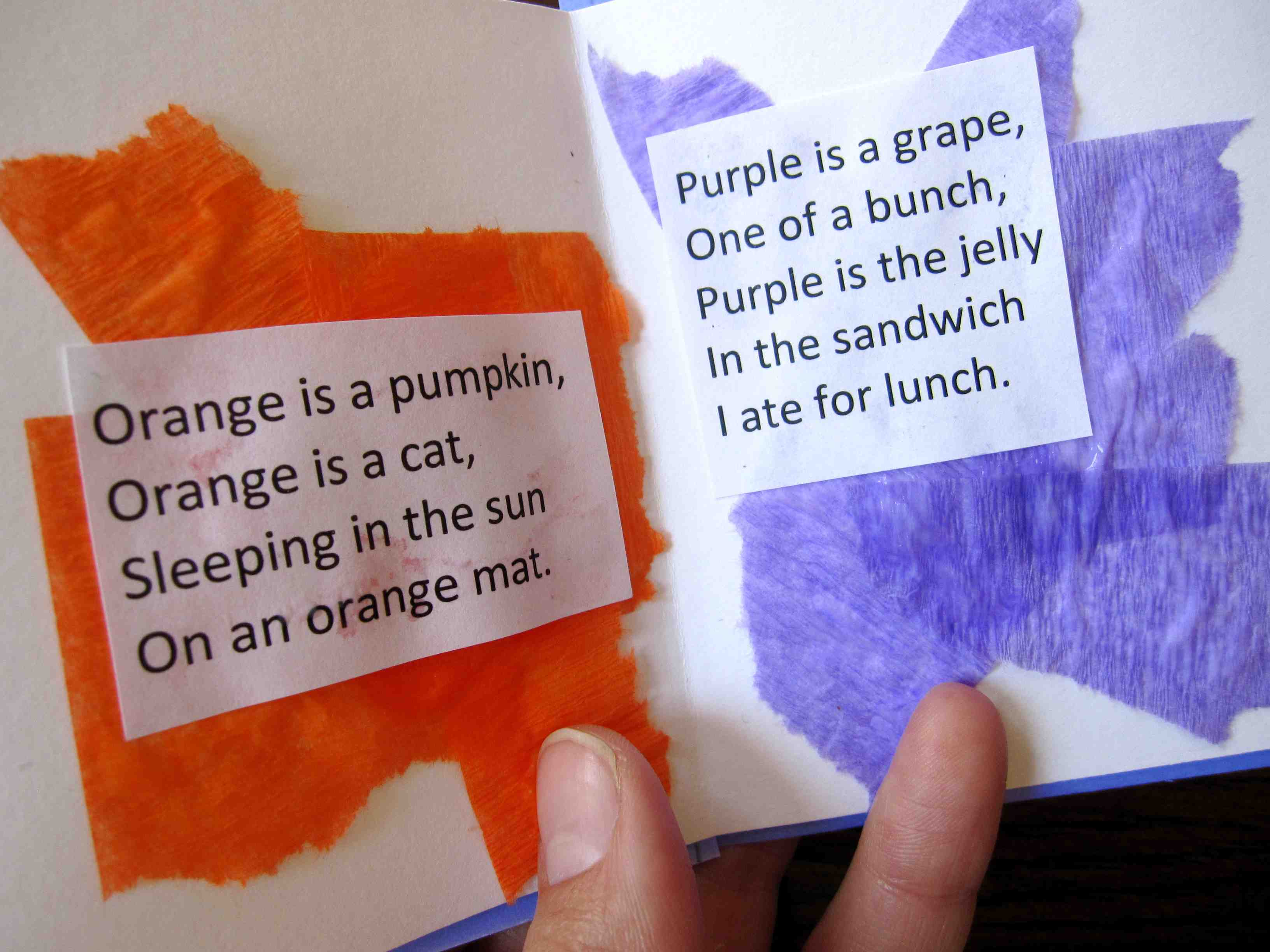 Red Color Poems
