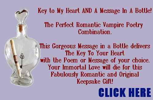 Vampire Love Poems
