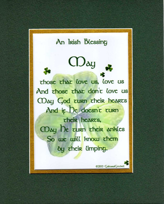 Irish Wedding Quotes