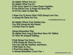 I Will Always Love You Quotes, S, Collection Of ..