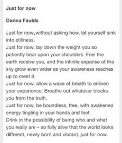 danna faulds poems