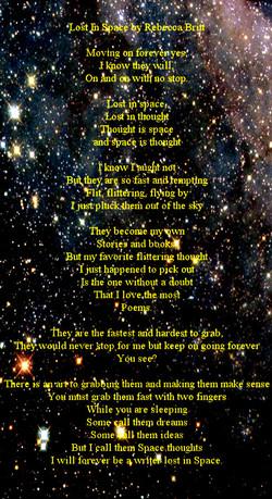 Astronomy Poems